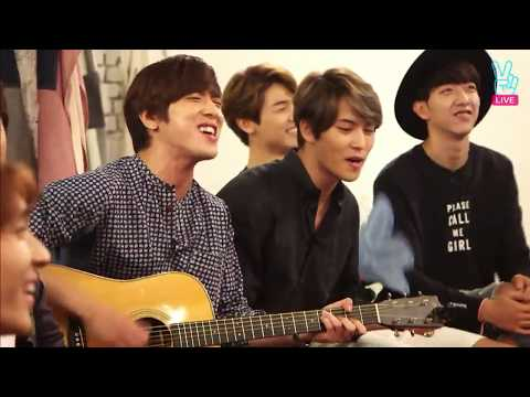 【Acountic ver】CNBLUE_ Love light