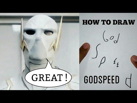 HOW TO DRAW GODSPEED