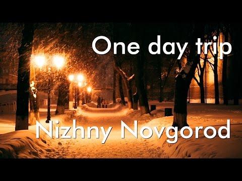 Nizhny Novgorod one day trip - Sony A6000