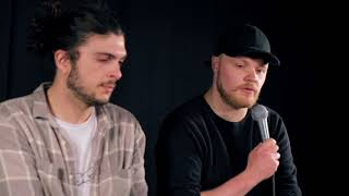 CREATE TO INSPIRE - Sickness (Interview Live From YouTube Space London)