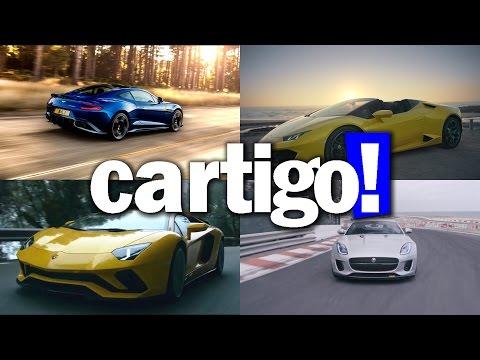 ApC - Cartigo!#17 - Aston Martin, Jaguar e Lamborghini