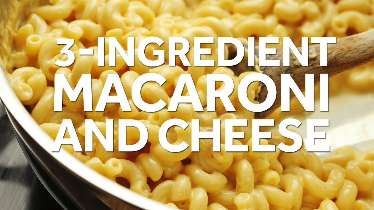 Can you make macaroni and cheese with condensed milk