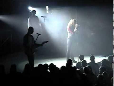 Rebecca St. James Concert 11/2000