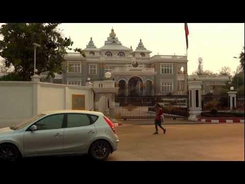 Ex Royal Palace, Vientiane, Laos