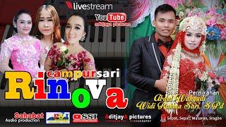Download Mp3 Live Rinova  || Sahabat Audio || Aditjaya Pictures || 02 Februari 2020