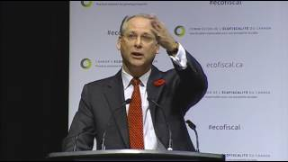 Launch of Canada's Ecofiscal Commission in Toronto on November 4, 2014