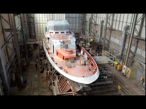 BRODOSPLIT | Izgradnja prototipa obalnog ophodnog broda