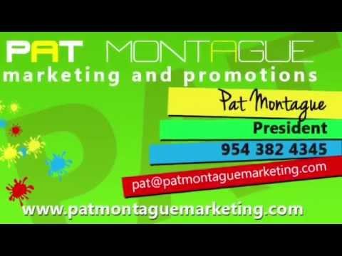 ICONS Program, Pat Montague Marketing & Promotions, WAVS 1170 Radio