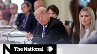 White House coronavirus task force meets as U.S. hits record-high cases