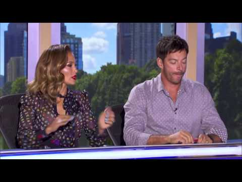 American Idol Judges Perform 'Laverne and Shirley Theme Song