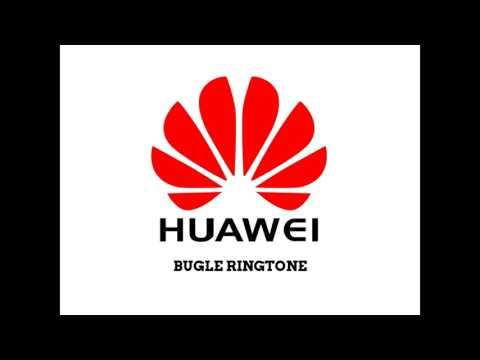 Huawei ringtone Bugle
