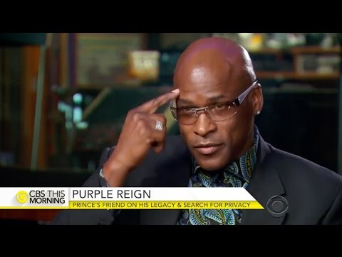 PRINCE SPECIAL - CBS This Morning March 29th 2017: Kirk Johnson on Prince's legacy