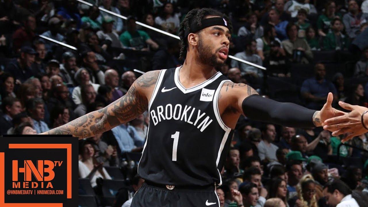 49cdcede21dd Boston Celtics vs Brooklyn Nets Full Game Highlights