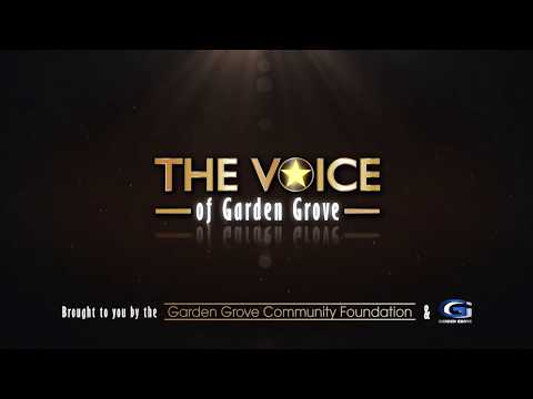 The Voice of Garden Grove Auditions 2018