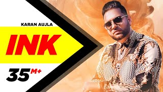 Karan Aujla | Ink (Official Video) | J Statik | Latest Punjabi Songs 2019 | Speed Records Video