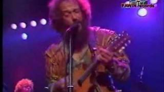 Jethro Tull - Pussy Willow live in Germany, 1982
