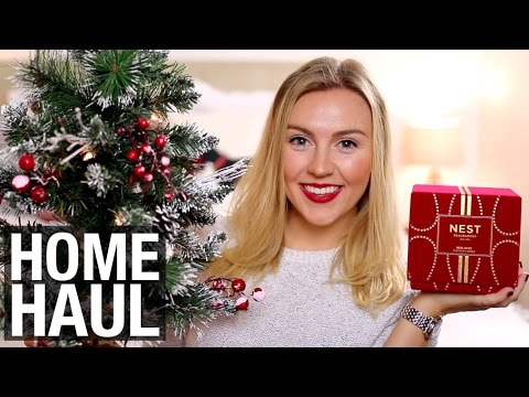 HOME HAUL | Holiday Decor, Bedding + more!