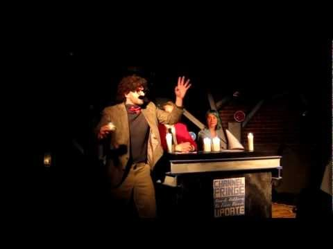 The Night Without Technology - Cincinnati Fringe Festival 2012