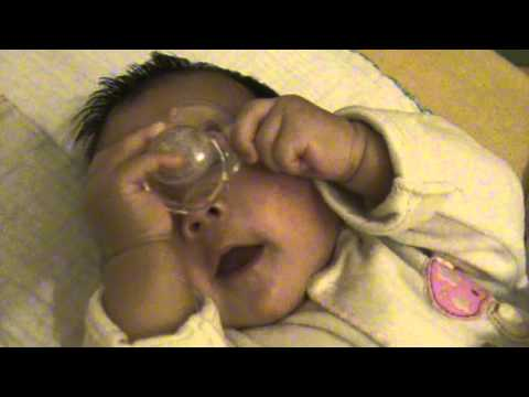 Ốc khi 3 tháng tuổi
