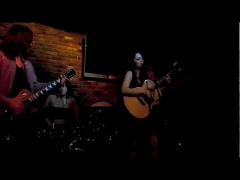 """Michelle Vidal and The Fur Traders """"Caballo"""" @ Taix Lounge 321 Los Angeles CA 6-22-11"""