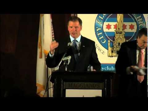 Hon. Bill Brady, Republican Candidate, Illinois Governor