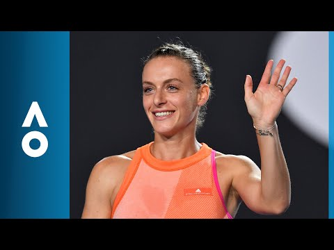 Kristina Mladenovic v Ana Bogdan match highlights (1R) | Australian Open 2018