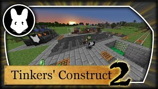 Tinkers' Construct 2: Everything NOT in the Manual! Minecraft 1.10+