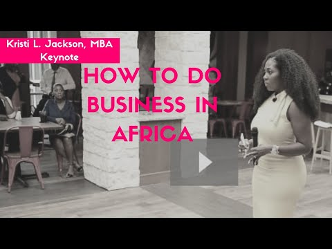 5 Tips to Successfully Do Business in Africa