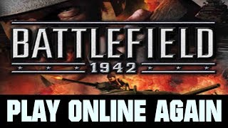 Battlefield 1942 - How To Play Online Again