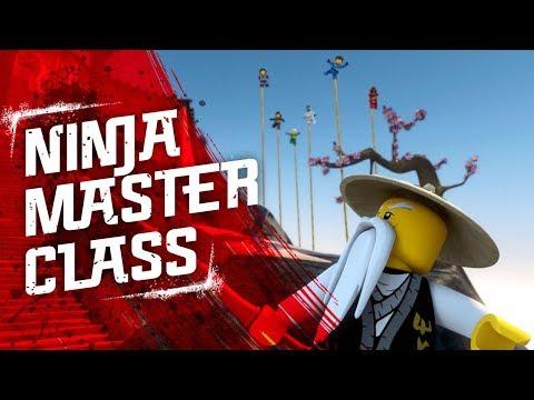 Tales From The Monastery Of Spinjitzu - LEGO NINJAGO - Ninja Master Class
