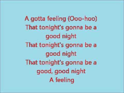Another Weekend lyrics - The Black Eyed Peas - Genius Lyrics
