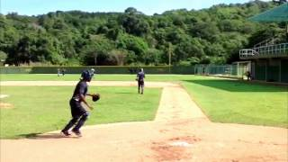 Aacademia de Beisbol Chuspa - Ronald Acuña - Prospect 2014