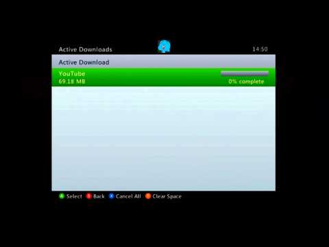 How to get the  app for XBOX 360