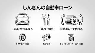 しんきん自動車ローン 北陸統一キャンペーン