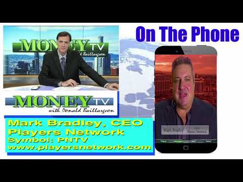 Players Network Helping Vegas Victims- MoneyTV with Donald Baillargeon