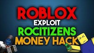 ROBLOX HACK: Ro-Citoyens Money Hack! Glitch Nouveau