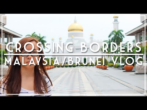 CROSSING BORDERS   MALAYSIA VLOG #3