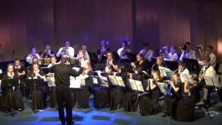 December 2013 Concert - Intermediate Band - Knights of Destiny