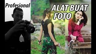 BEGINI ISI TAS PHOTOGRAPHER PROFESIONAL ~ MURAH TAPI GAK MURAHAN