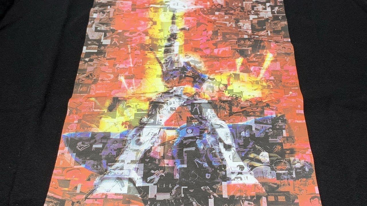 b52da4bb6 Uniqlo UT'19 Men Gundam 40th Anniversary Graphic Print T-Shirt (Black)【4K】