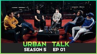 Season5 Urban Talk 01 (Цаг үеийн асуудлаар ярилцлаа). #urbantalk #ginjin #hanu #sanjaa #uchral