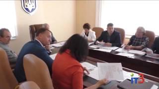 Заседание исполнительного комитета Черноморского городского совета