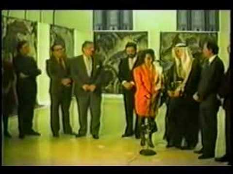 Nabil Kanso: Compromiso por la Paz - arte por la paz