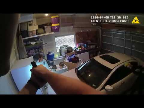 West Valley police shooting of Elijah James Smith