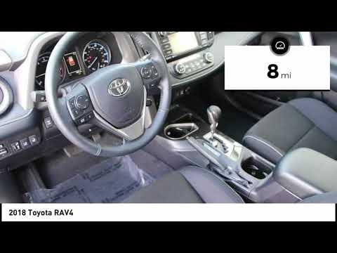 2018 Toyota RAV4 Elk Grove Toyota 119163