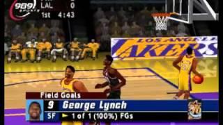 PSX ► PS1 ► NBA ShootOut 2002