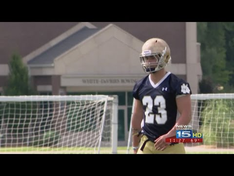 Notre Dame media day: Defense needs young stars to emerge in 2016