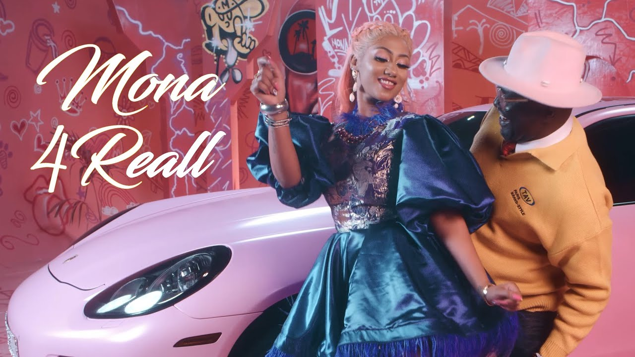 DOWNLOAD: Mona 4Reall ft Medikal – Zaddy's Girl (Official Video) Mp4 song