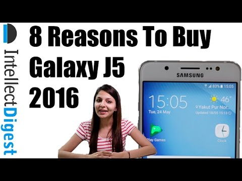 8 Reasons To Buy Samsung Galaxy J5 2016- Crisp Review | Intellect Digest