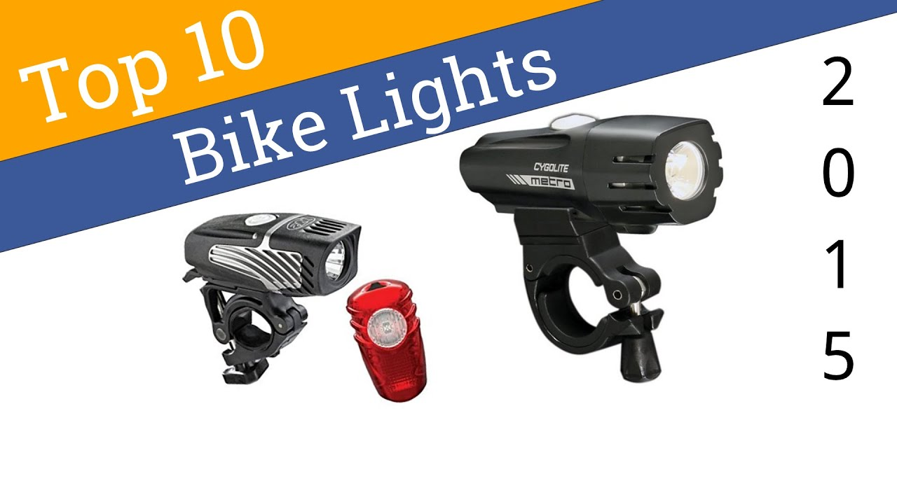10 Best Bike Lights 2015